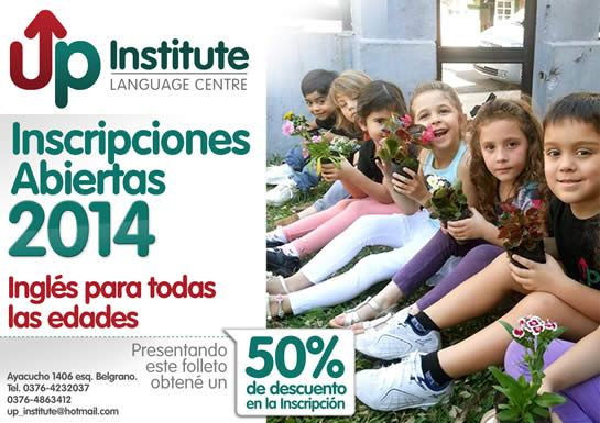 instituto de ingles posadas misiones up institute